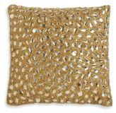 Aviva Stanoff Jewel Goldtone Pillow
