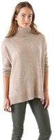Clover Marble Knit Turtleneck