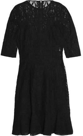 Dolce & Gabbana Corded Lace Mini Dress
