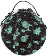 Loeffler Randall Embossed Crossbody Bag