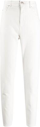 Etoile Isabel Marant Lanea cropped jeans