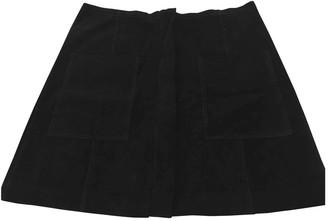 Etoile Isabel Marant Khaki Suede Skirt for Women