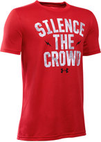 Under Armour Boys' Graphic-Print T-Shirt