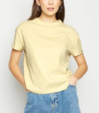 New Look Boxy Cotton T-Shirt