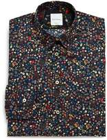Paul Smith Liberty Floral Slim Fit Dress Shirt