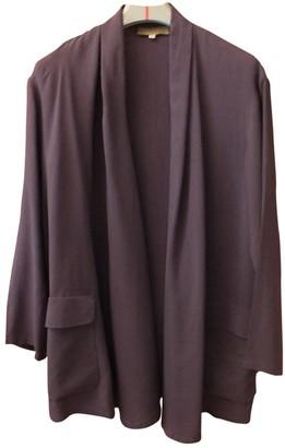 Nicole Farhi Grey Silk Jacket for Women