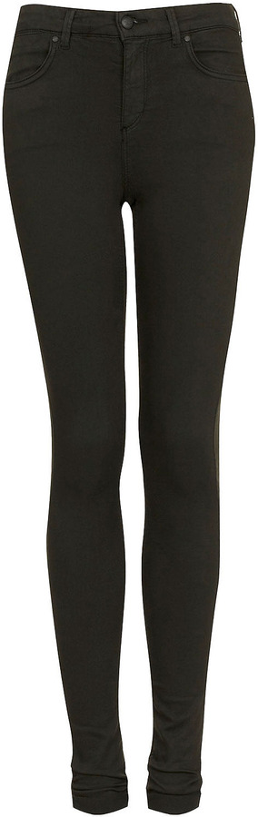 Topshop Tall MOTO Forest Leigh Jean