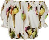 Dolce & Gabbana Ice Cream Print Top