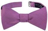 Ted Baker Men's Natte Check Bow Tie
