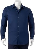 Apt. 9 Big & Tall Work Week Classic-Fit Button-Down Shirt