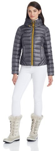 Kenneth Cole New York Women's Piped Packable Down Jacket