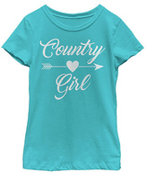 Fifth Sun Tahiti Blue 'Country Girl' Tee - Toddler & Girls