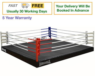 Lonsdale London Deluxe 18Ft Training Ring