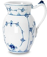 Royal Copenhagen Blue Fluted Plain Pitcher