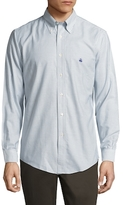 Brooks Brothers Niox Button-Down Stripe Sportshirt