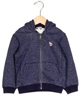 Paul Smith Boys' Hooded Zip Sweatshirt