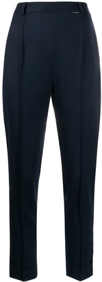 Styland High Rise Slim Fit Trousers