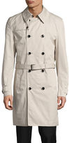 Strellson Liberty Cotton Trench Coat