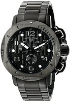 Swiss Legend Men's 10538-BB-11 Scubador Analog Display Swiss Quartz Black Watch