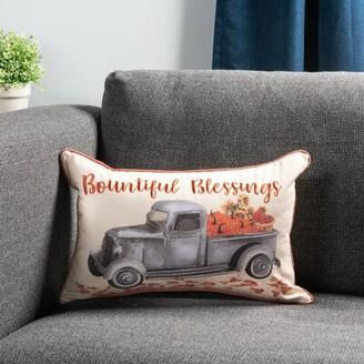 Sure Fit Bountiful Truck Lumbar Pillow