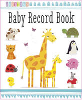 Scholastic Baby Town: Baby Record Book