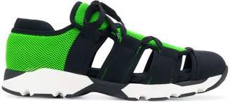 Marni cutout sneakers