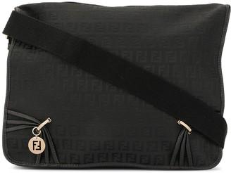 Fendi Pre-Owned Zucchino pattern shoulder bag