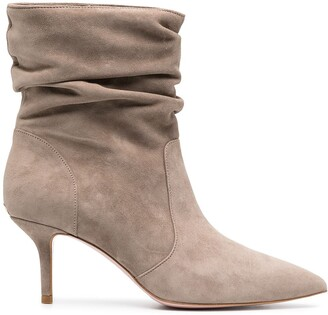 Liu Jo Slouchy Ankle Boots