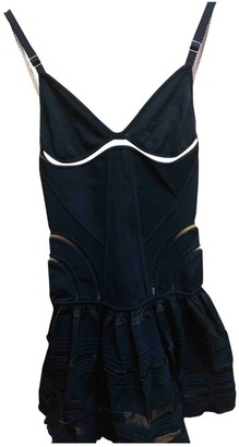 Alyx Black Viscose Dresses