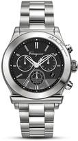 Salvatore Ferragamo 1898 Stainless Steel Bracelet Watch, 42mm