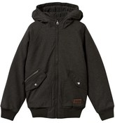 Volcom Grey Water-Resistant Master Coaster Jacket