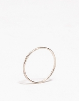 In God We Trust Sterling Silver Ring