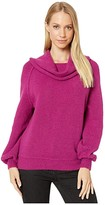 Free People Echo Beach Pullover (Purple) Women's Clothing