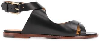Isabel Marant ankle strap sandals