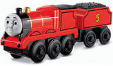Fisher-Price Thomas & Friends Wooden Railway Battery Operated James
