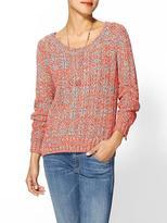 Maison Scotch Multi Color Knit Pullover