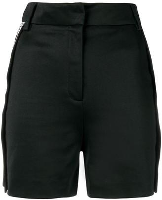 Versus Logo Stripe Shorts