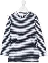 Sun 68 simple striped dress