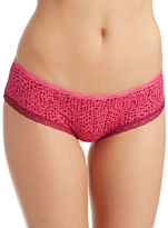 Calvin Klein Lace Trim Hipster Panties