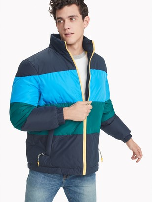 Tommy Hilfiger Essential Colorblock Puffer Jacket