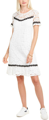 Karl Lagerfeld Paris Lace Shift Dress