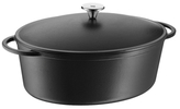 Oval Roaster with Lid