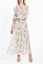 ADAM by Adam Lippes Floral Print Dress