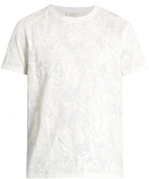 Valentino Butterfly-print T-shirt