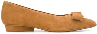Salvatore Ferragamo Viva ballerina shoes
