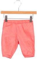Bonpoint Girls' Straight-Leg Mid-Rise Pants