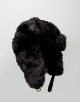 Asos Faux Fur Trapper