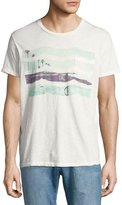 Sol Angeles Beachside Pocket T-Shirt, White