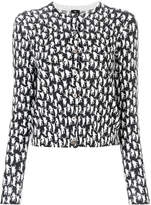 Paul Smith cat-print cardigan