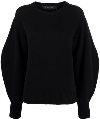 FEDERICA TOSI Balloon Sleeve Knit Jumper